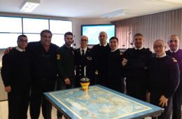 Reunión con ITMCC en Bari