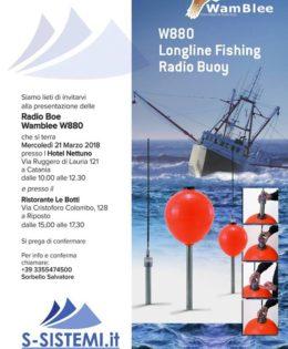 Wamblee incontra operatori della pesca in Sicilia